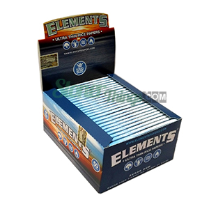 Elements Rolling Papers - The Green Way to Roll