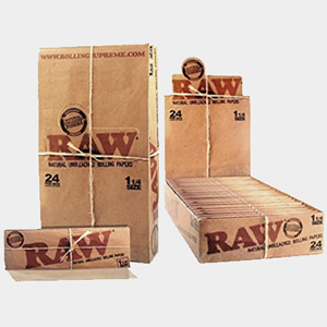 StonerThings.com | Raw Rolling Papers Review