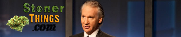Bill Maher on Legalizing Marijuana