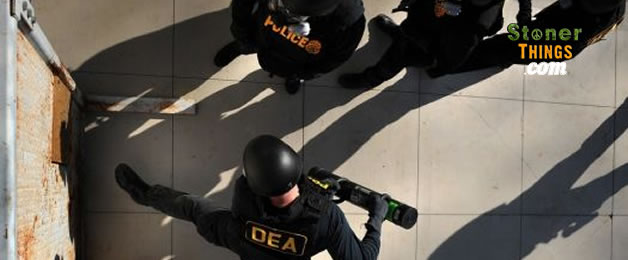 DEA Raids Washington Dispensaries
