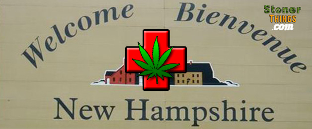 New Hampshire Becomes 19th State to Legalize Medical Marijuana