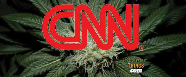 CNN Explores Marijuana