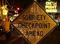 Pot DUI Checkpoint