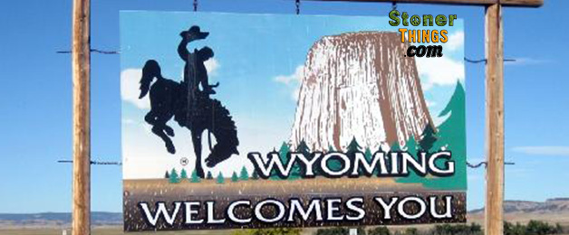 Legalizing weed in Wyoming