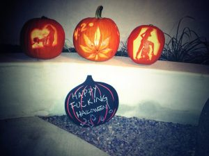 Miley Halloween