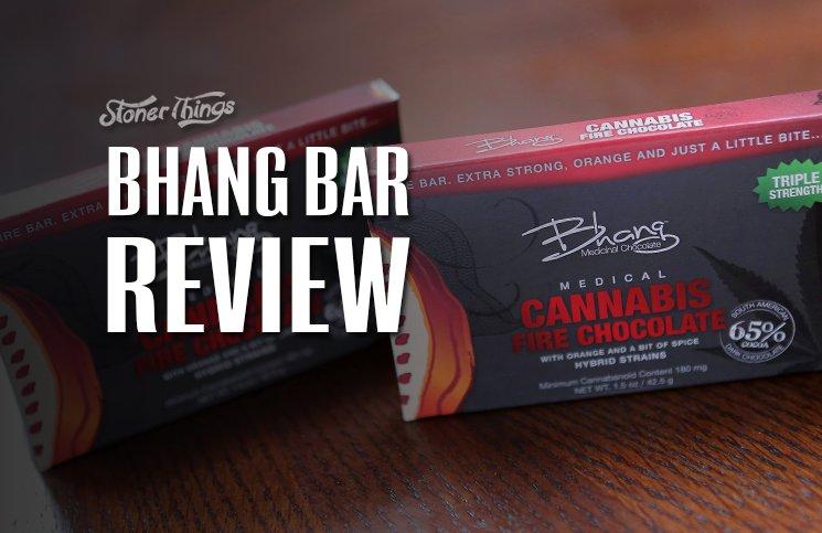 Bhang Bars