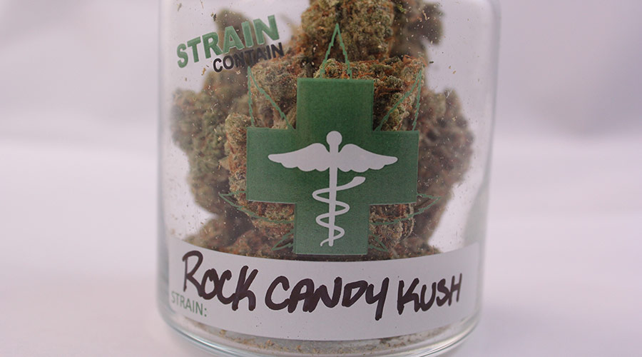 Rock Candy Kush Marijuana
