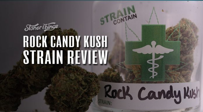 Rock Candy Kush Strain Review