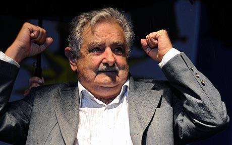 Jose Mujica uruguay president