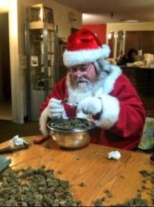 Santa Trimming