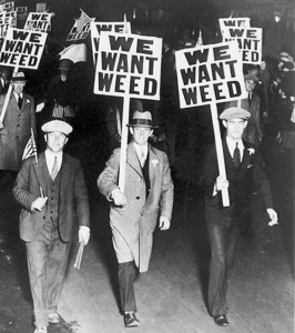 we want weed