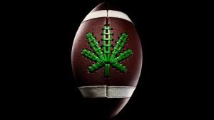 football marijuana