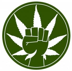 legalize marijuana leaf