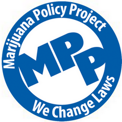 Marijuana Policy Project logo