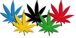 olympic marijuana