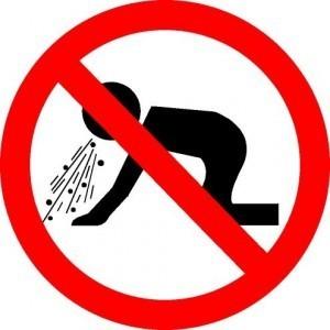 stop vomiting