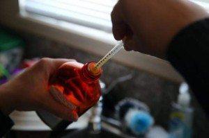 cbd oil inject