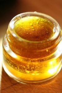 hash oil extract