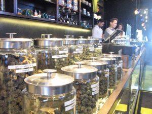 buds in jars pot shop