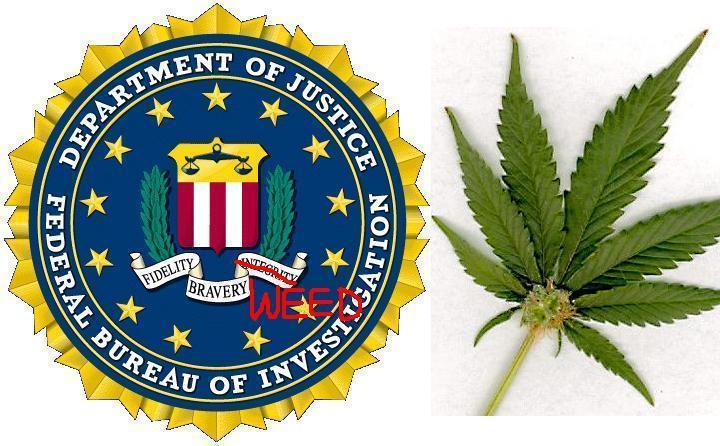 FBI weed