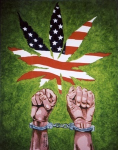 american marijuana jail arrest
