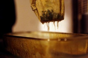 Hash oil extraction