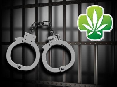 marijuana prison