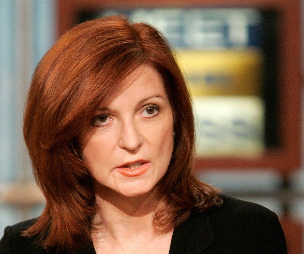 New York Times columnist, Maureen Dowd