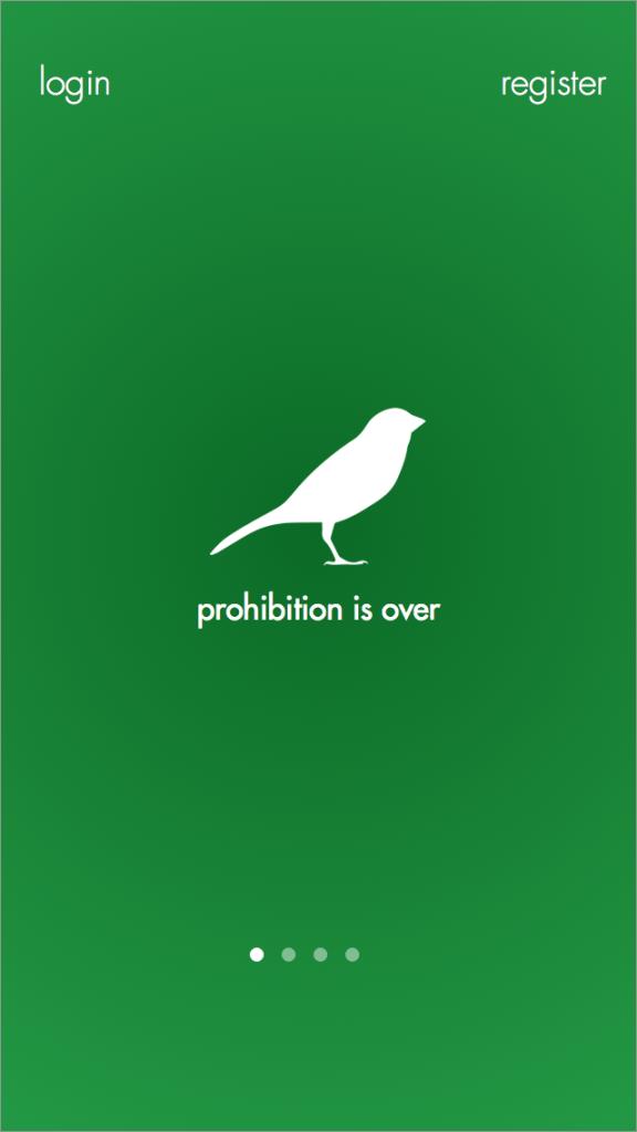 canary app homescreen