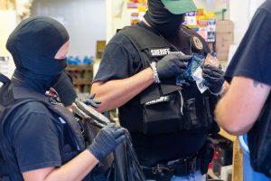 DEA raid synthetic marijuana