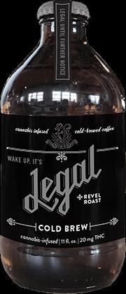 legal cold brew black