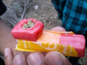 Starburst Marijuana Pipe
