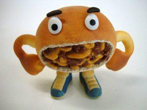 Cheeseburger HotPockets Sideshots