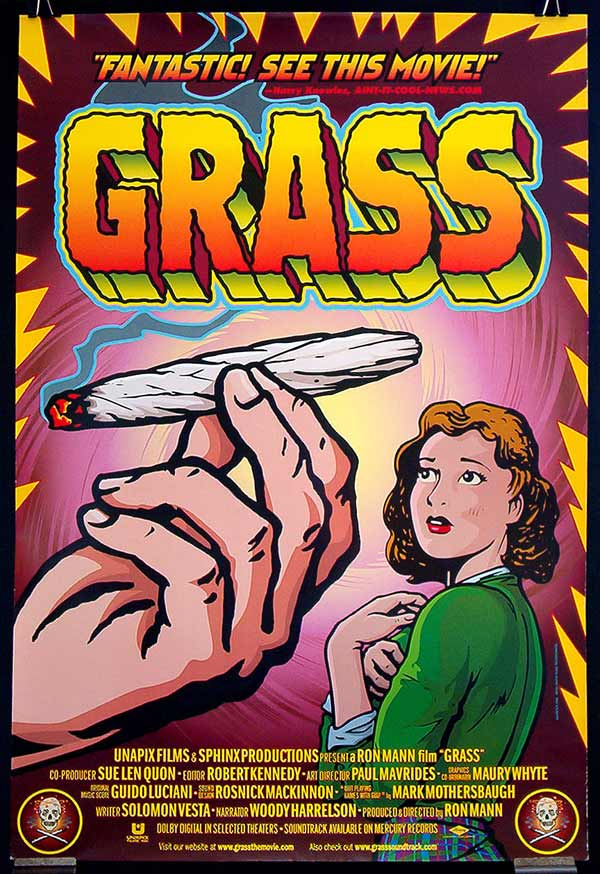 Grass The History of Marijuana