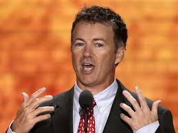 Kentucky Sen. Rand Paul, Republican