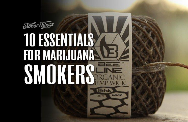marijuana smokers