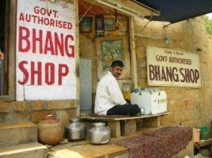 bhang shop