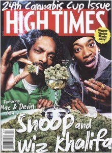 High Times - weed websites