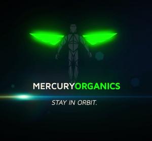 mercury organic logo