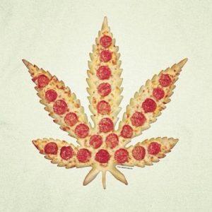 pizza leaf