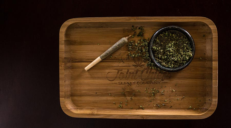 how to roll a j