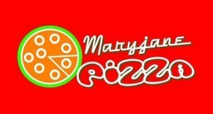 mary jane pizza logo