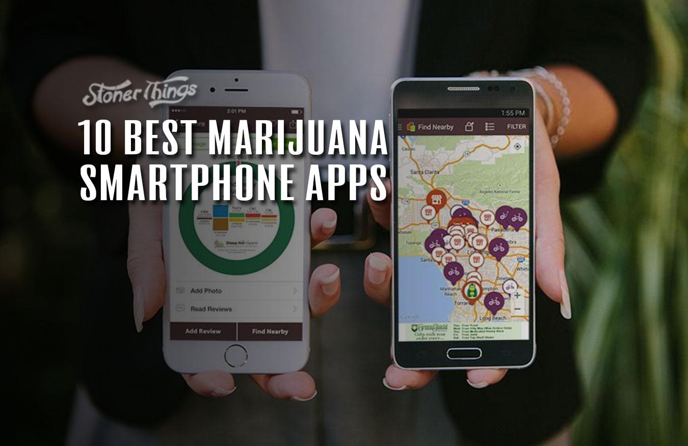 Best Marijuana Smartphone Apps