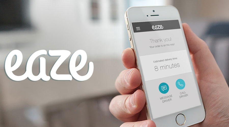 Eaze Weed Delivery App