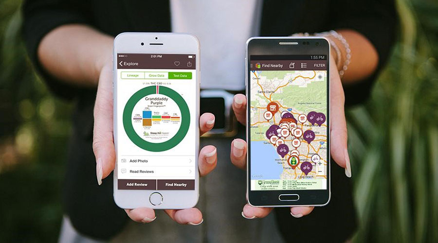 Leafly Best Weed Apps
