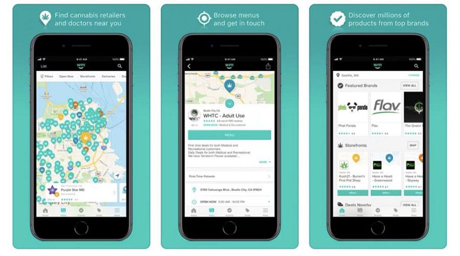 Weedmaps Dispensary App