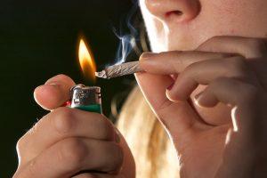 Marijuana Teenager