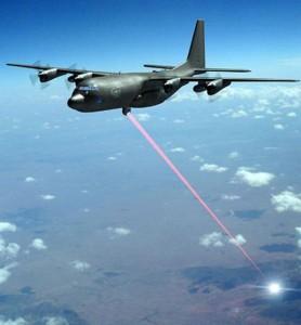 Laser Plane
