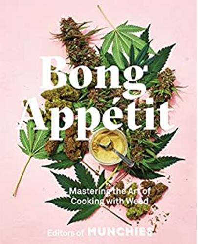 Bong Appetit Edible Recipe Book
