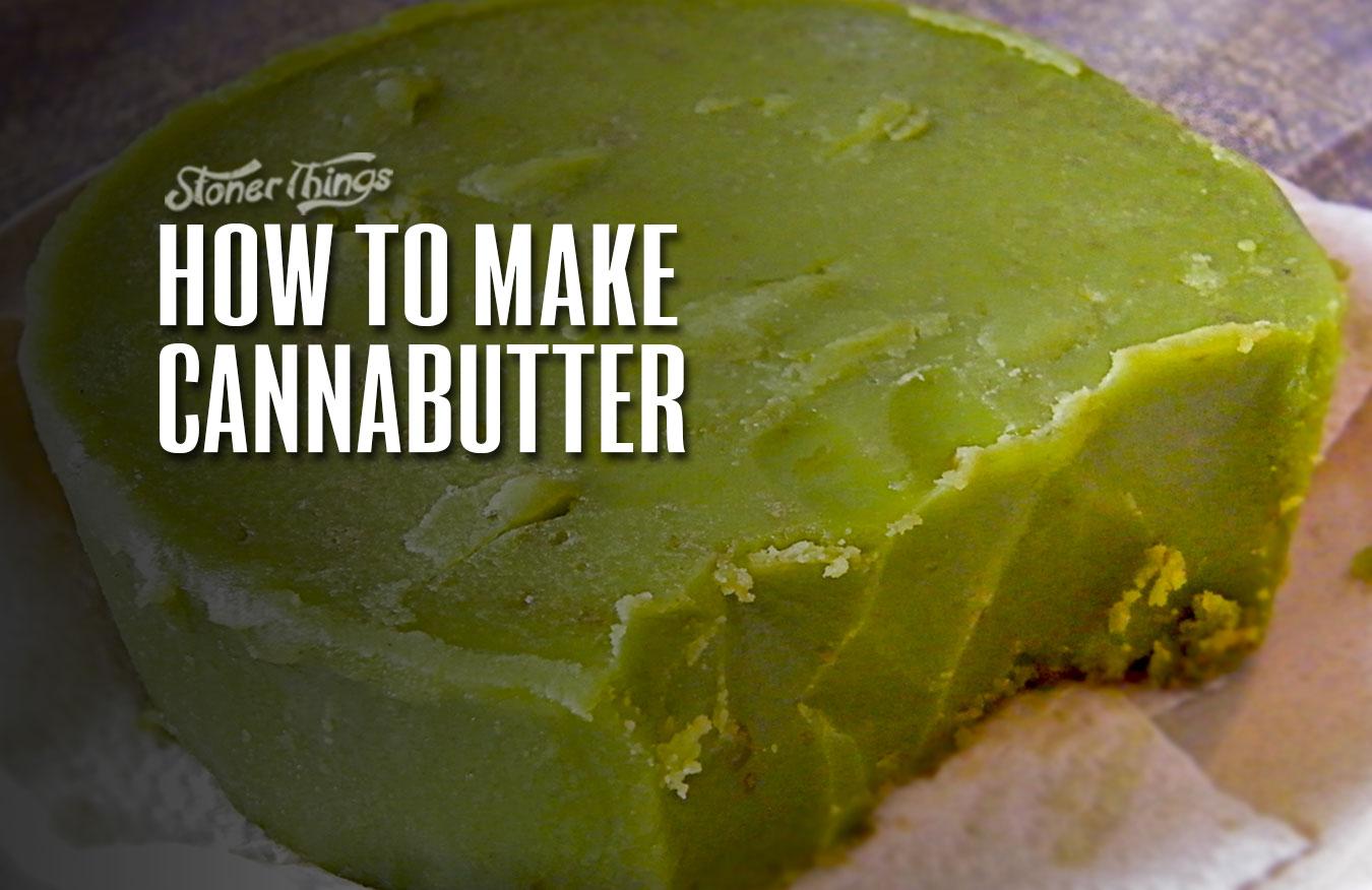 cannabutter recipe